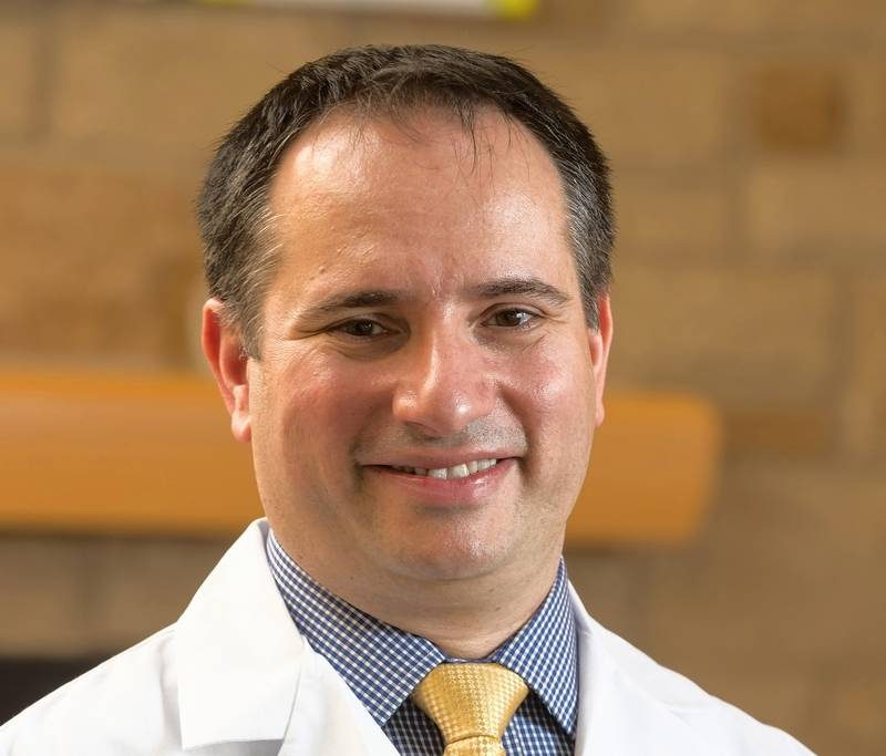 Daniel Farrugia MD - The Breast Cancer Answers You Need - May 23, 2018 at Centegra Health Bridge